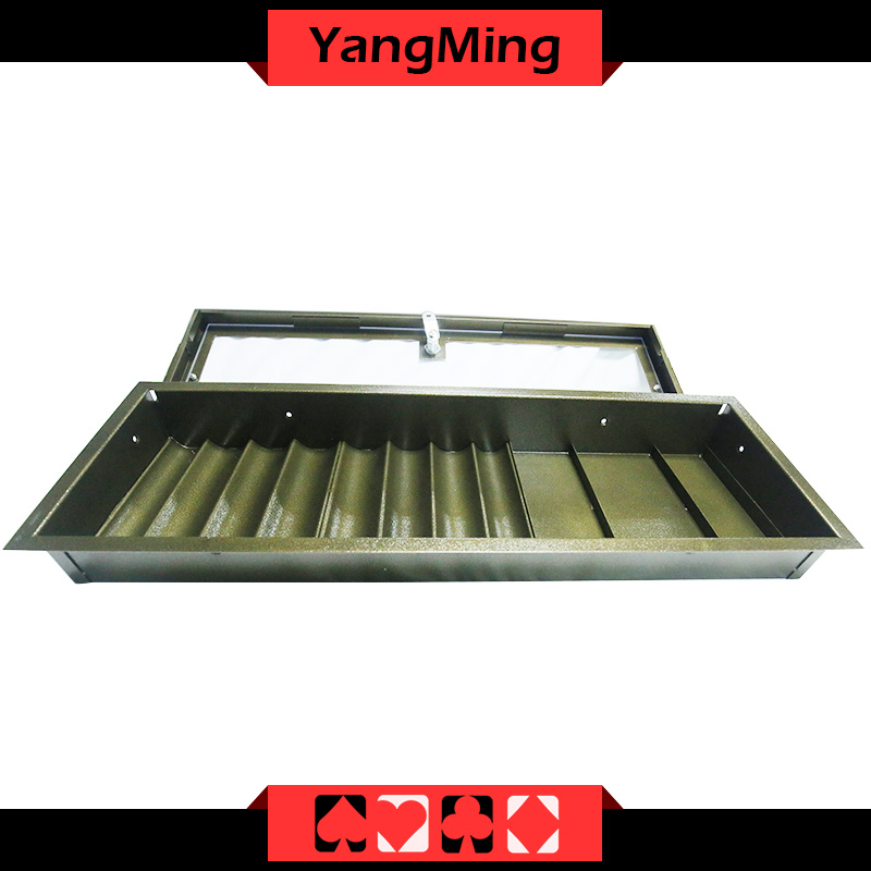 1-layer metal chip tray(CT20)