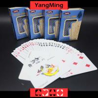 100% plastic poker playing cards (PC10)