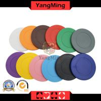 Solid color chips casino poker chips (RP01)