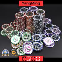 European clay chips casino poker chips (CY02)