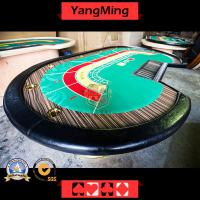 Casino Luxury Gold Color Poker Table(BA09)
